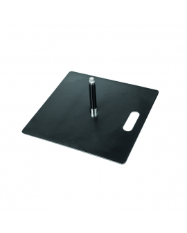 Bodenplatte Stahl